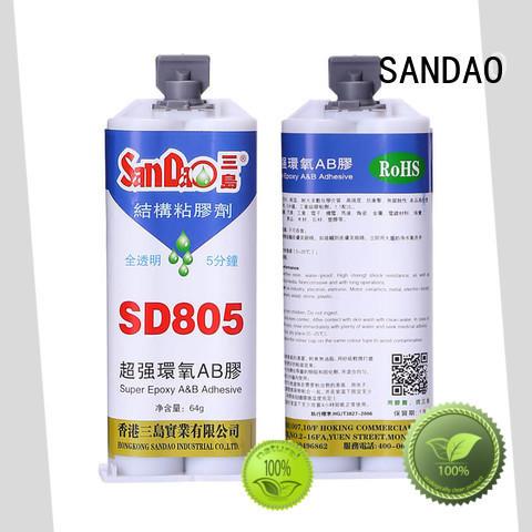 SANDAO reasonable ab glue bulk production for electronic products
