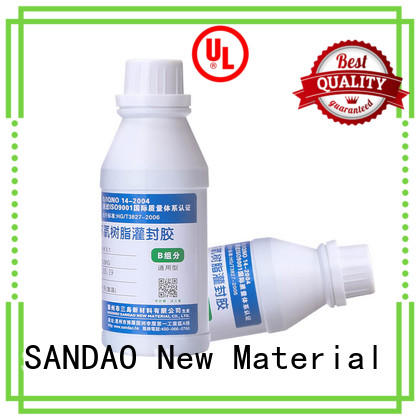 durable ge rtv silicone producer for electrical products SANDAO