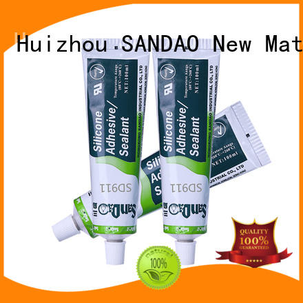 SANDAO rtv silicone rubber producer for converter