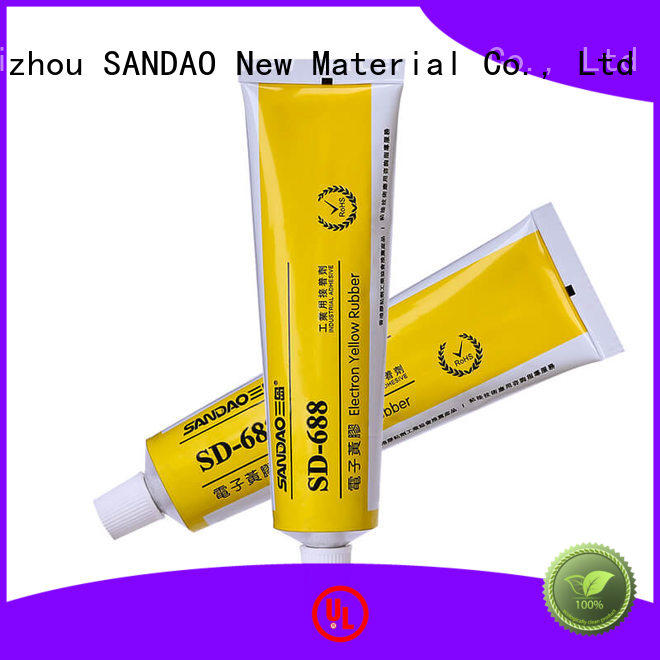 SANDAO silicone rtv silicone rubber in-green for power module