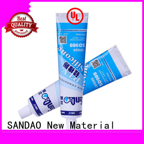 waterproof One-component RTV silicone rubber TDS coating producer for substrate