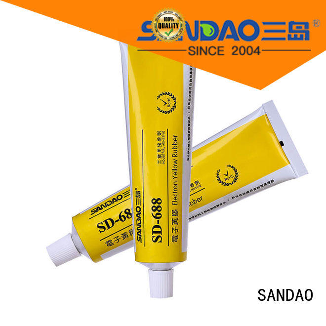 newly rtv silicone rubber grease supply for electronic products