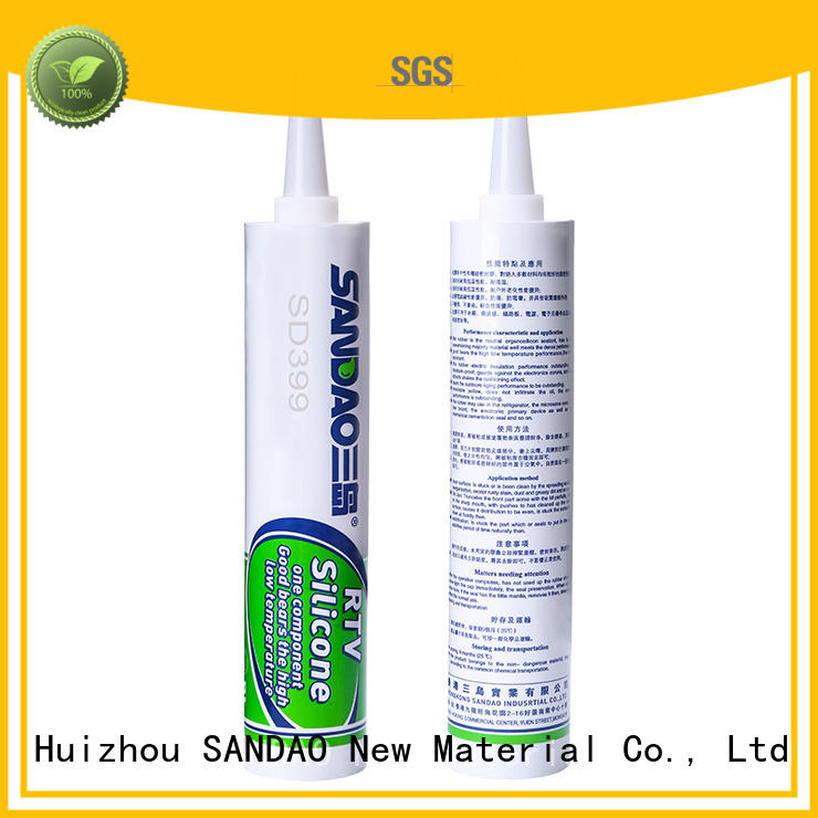 SANDAO effective rtv silicone rubber long-term-use for power module