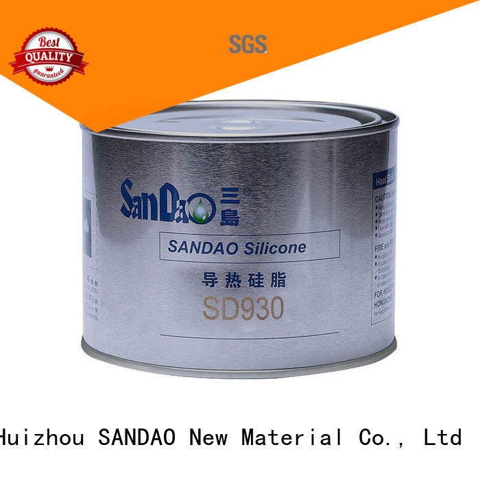 Thermal conductive material TDS grease for TV power amplifier tube SANDAO