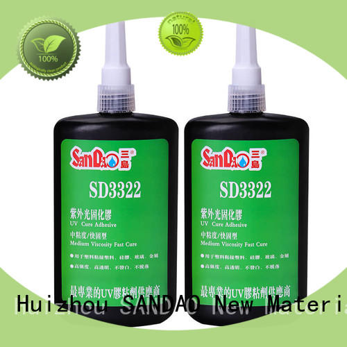 best uv bonding glue resin for electrical products