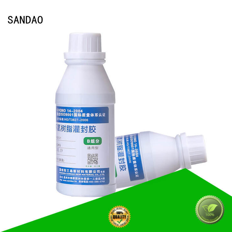 organic silicon electronic potting sealant SD9501