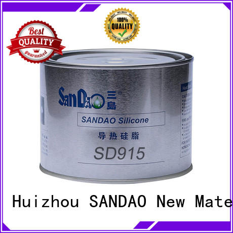 SANDAO Thermal conductive material TDS free design for TV power amplifier tube