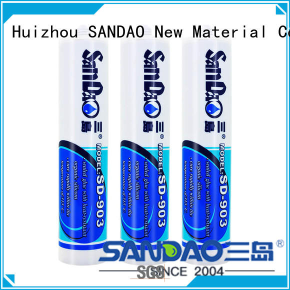 SANDAO environmental  what is rtv silicone long-term-use for substrate