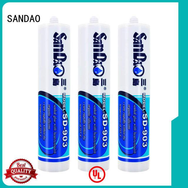 SANDAO economical rtv silicone rubber supply for power module