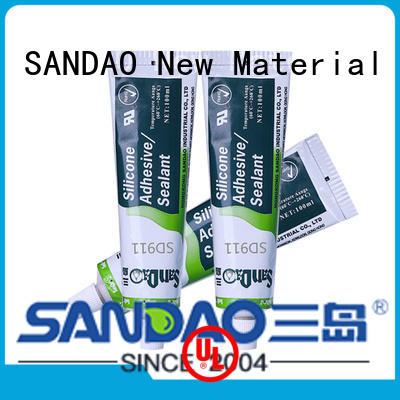 SANDAO board rtv silicone rubber wholesale for screws