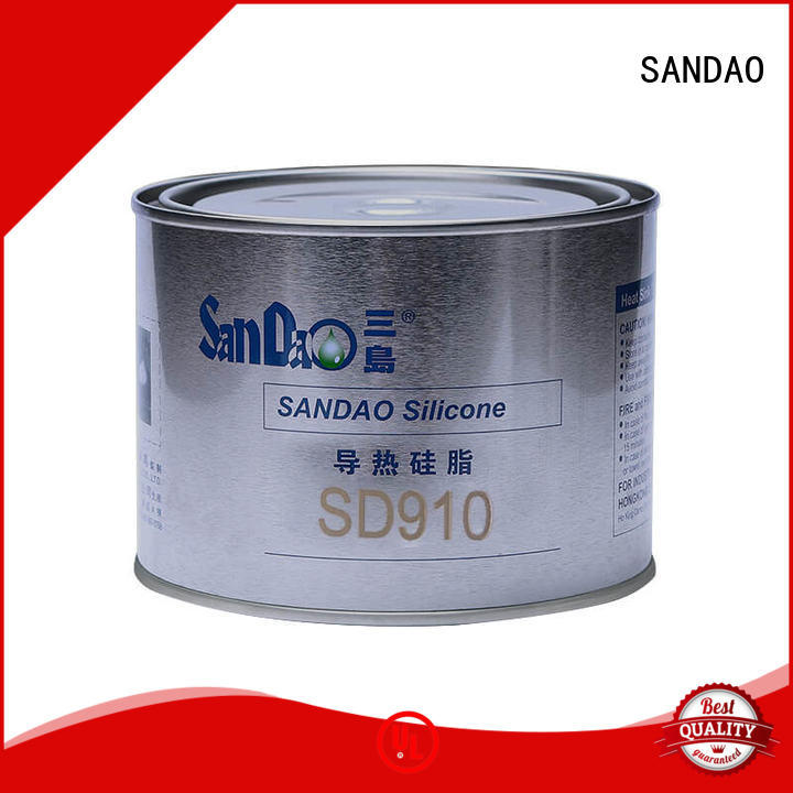 SANDAO Thermal conductive material TDS factory price for heat sink