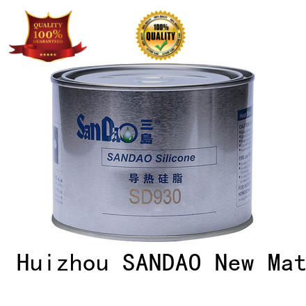 SANDAO superior Thermal conductive material TDS vendor for TV power amplifier tube