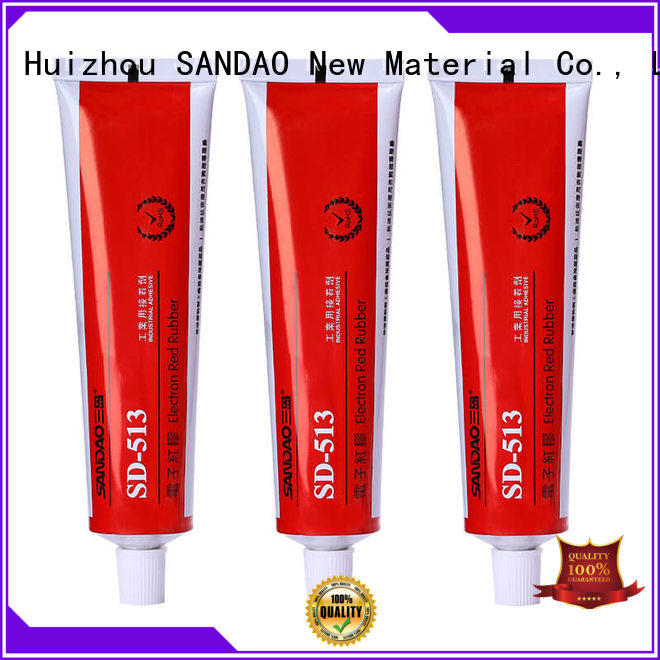 SANDAO reliable lock tight glue widely-use for screws