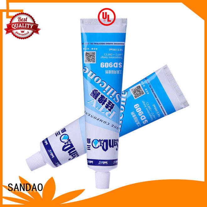 SANDAO gel rtv silicone rubber certifications for substrate