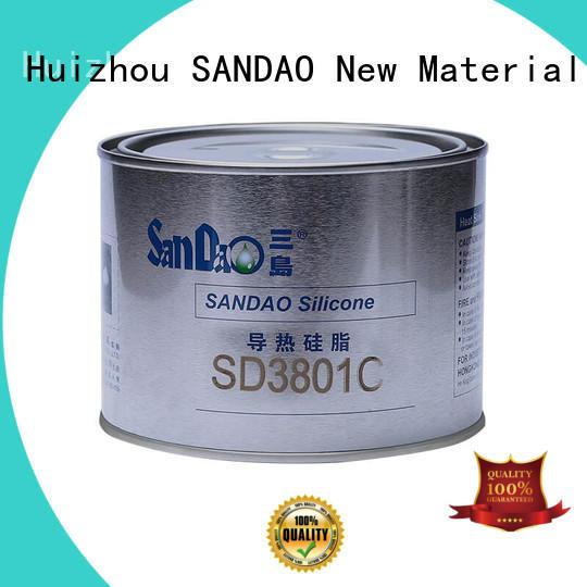 SANDAO environmental rtv silicone rubber for converter