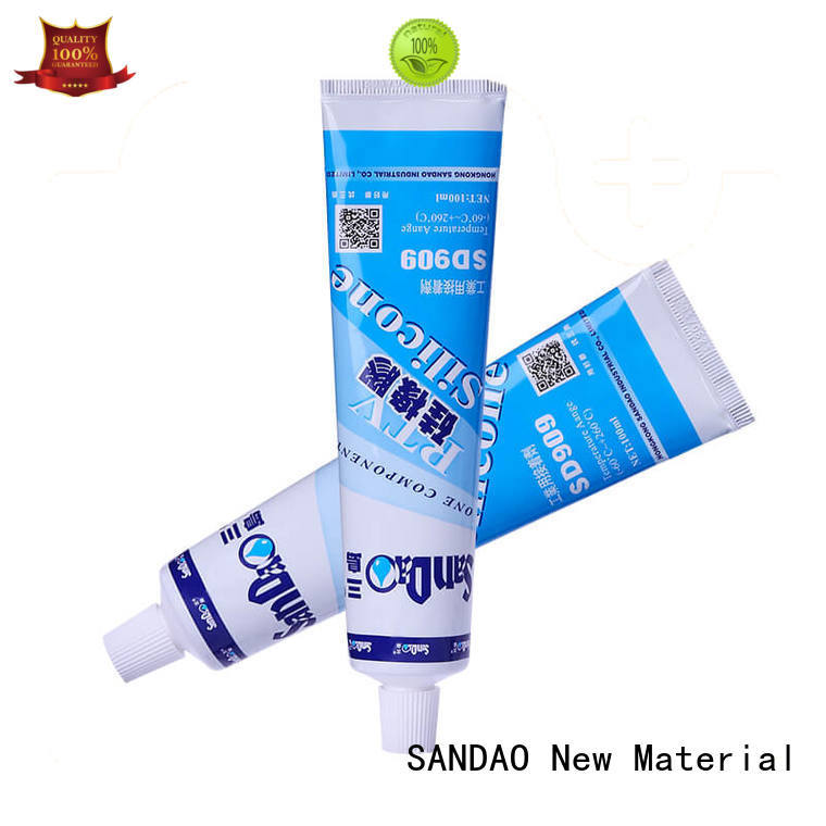 SANDAO led rtv silicone rubber manufacturer for electronic products
