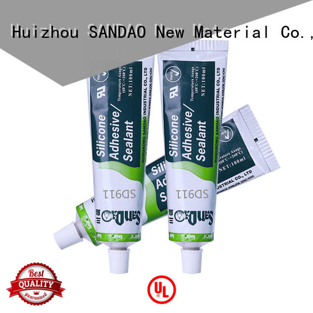 rtv silicone rubber  manufacturer for substrate