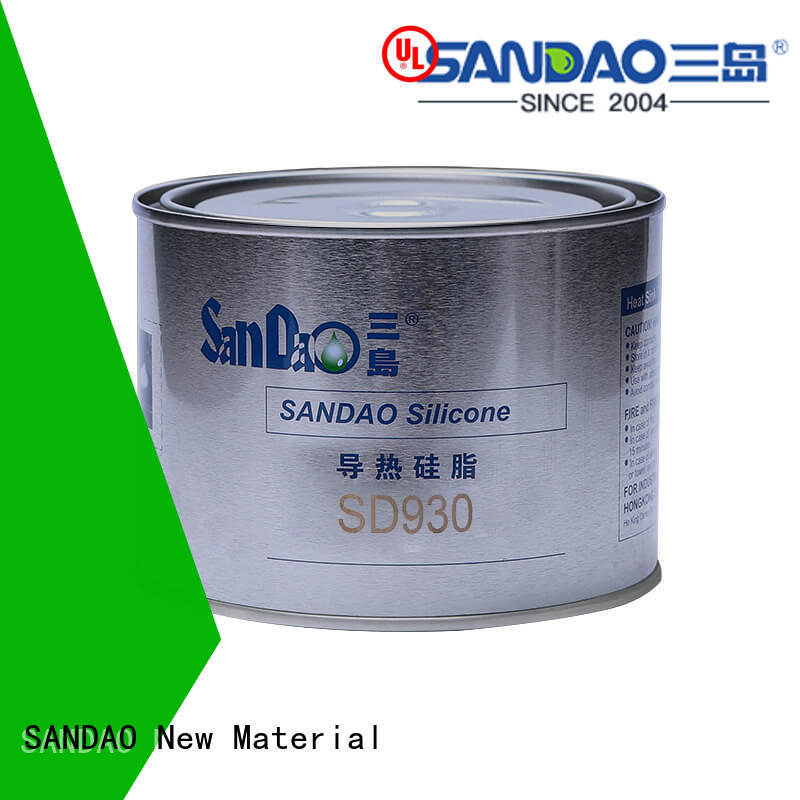 SANDAO quality Thermal conductive material TDS producer for Semiconductor refrigeration