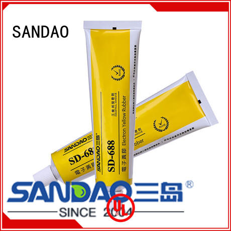 what is rtv silicone gel for substrate SANDAO