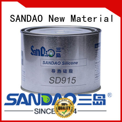 SANDAO resistant Thermal conductive material TDS bulk production for Semiconductor refrigeration