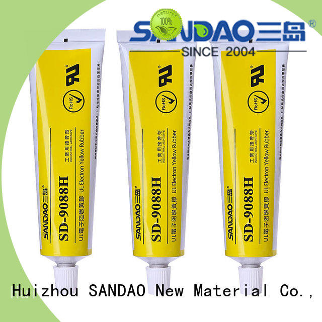SANDAO waterproof One-component RTV silicone rubber TDS bulb for screws