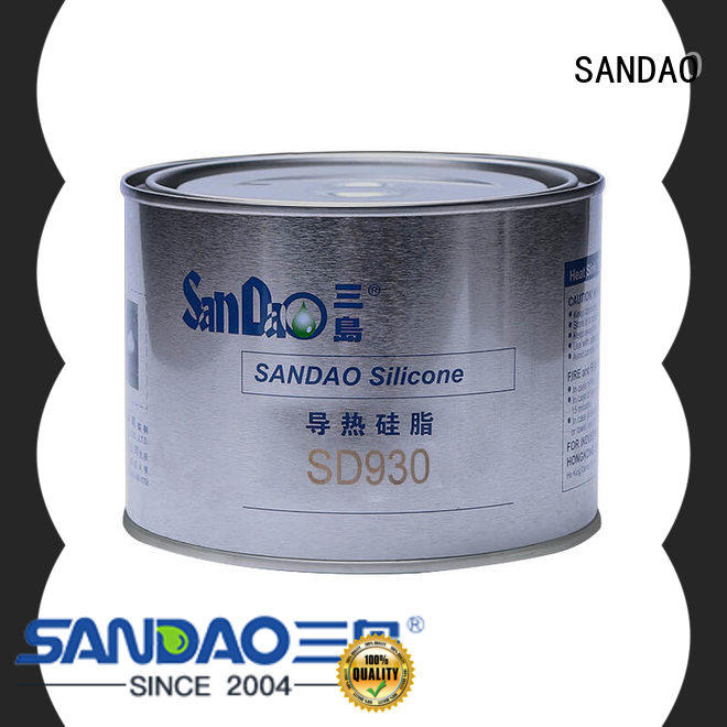 SANDAO Thermal conductive material TDS heat for TV power amplifier tube