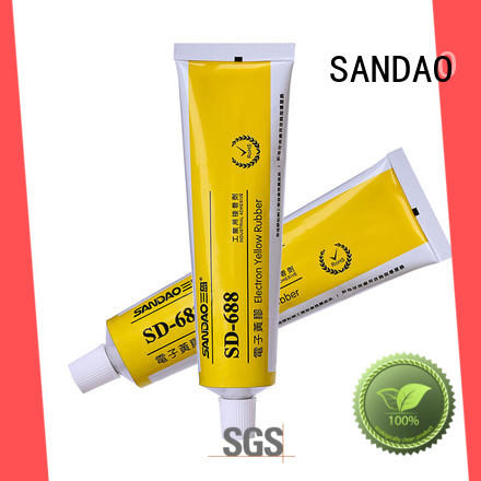 SANDAO electronic One-component RTV silicone rubber TDS certifications for converter