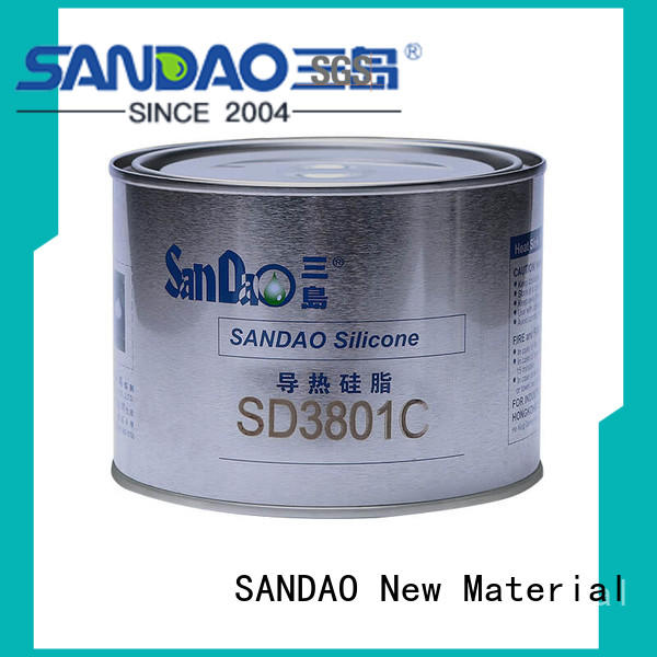 rtv silicone rubber for electronic products SANDAO