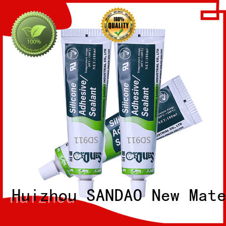 SANDAO new-arrival One-component RTV silicone rubber TDS  manufacturer for diode