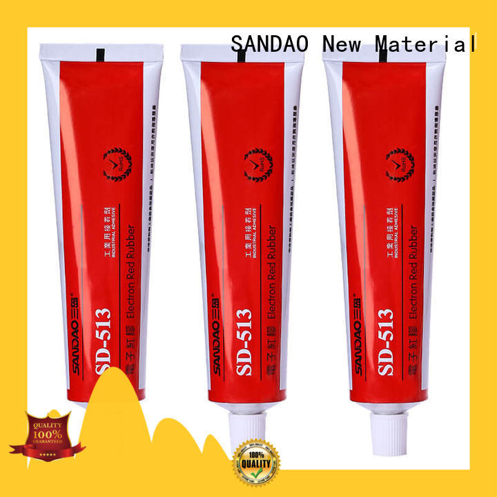 SANDAO screw Thread locker sealants widely-use for electrical products