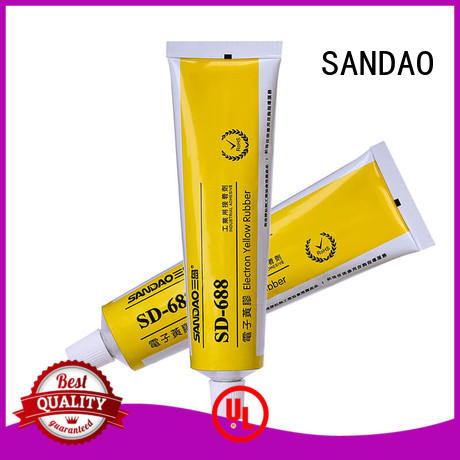 hot-sale rtv silicone rubber heat factory for substrate