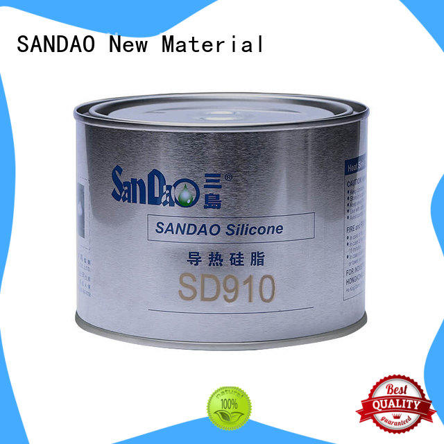 SANDAO resistant Thermal conductive material TDS producer for oven