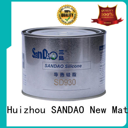 SANDAO thermal Thermal conductive material TDS bulk production for heat sink