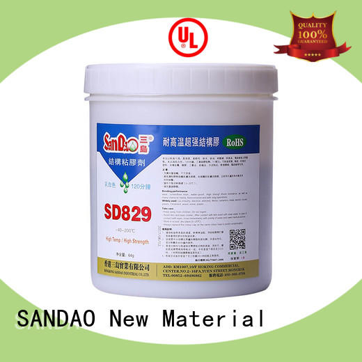 comfortable epoxy adhesive from manufacturer for induction cooker