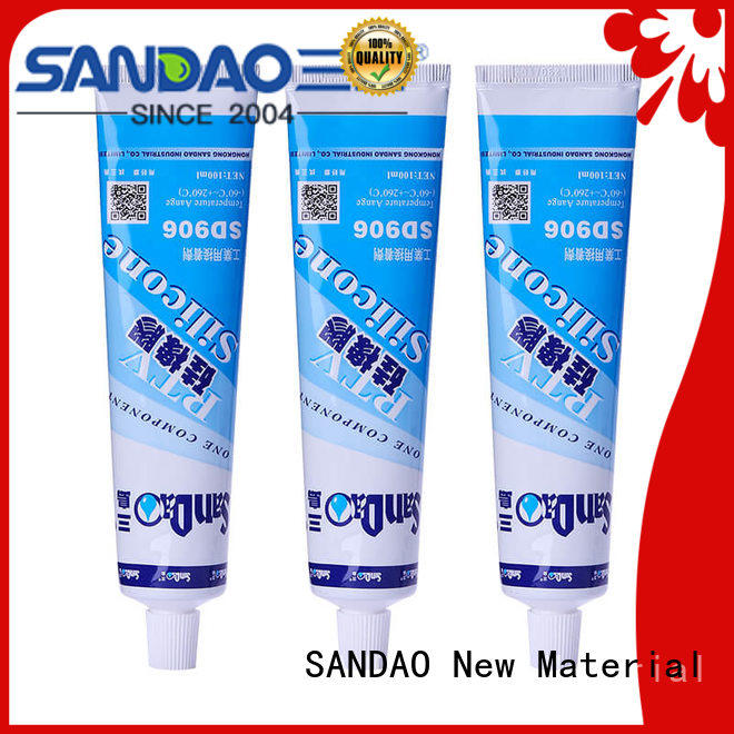 SANDAO flameretardant what is rtv silicone in-green for electronic products
