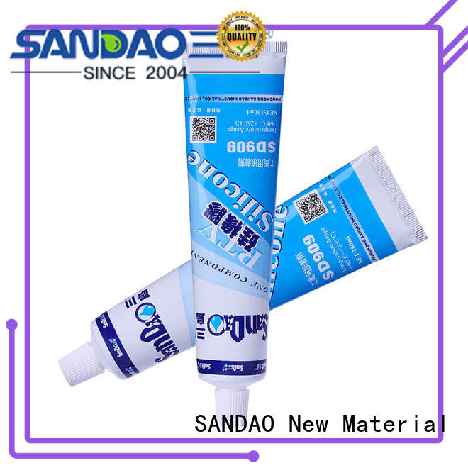 SANDAO waterproof One-component RTV silicone rubber TDS supply for diode