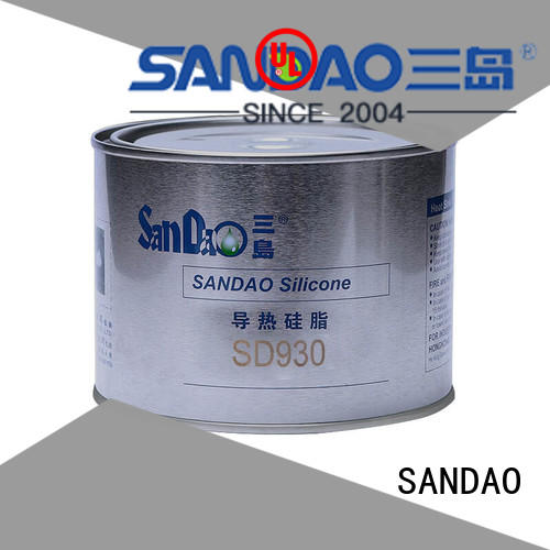 SANDAO durable Thermal conductive material TDS producer for heat sink