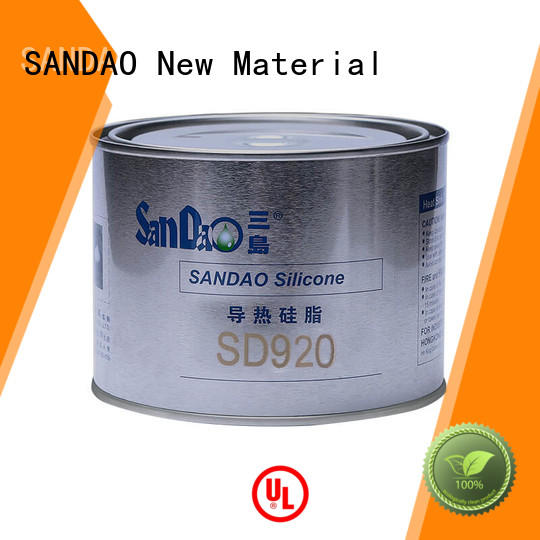 SANDAO heat Thermal conductive material TDS from manufacturer for oven