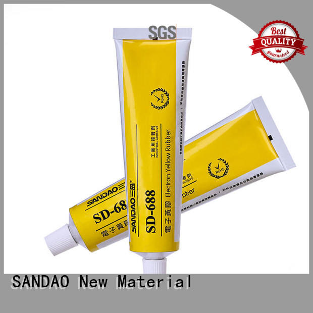 SANDAO economical One-component RTV silicone rubber TDS supply for power module