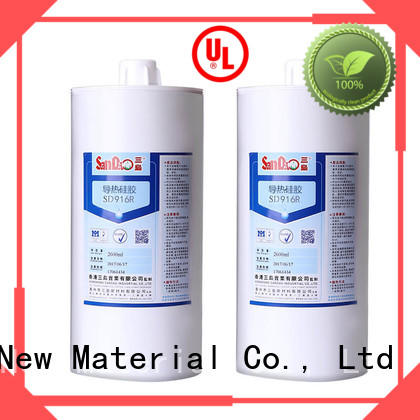 SANDAO grease rtv silicone rubber for electronic products