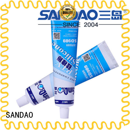 SANDAO effective One-component RTV silicone rubber TDS for converter