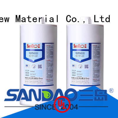 SANDAO effective rtv silicone rubber for power module