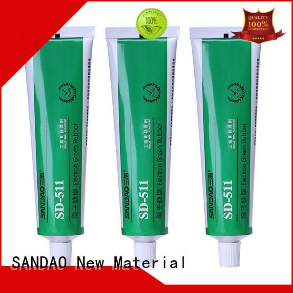 SANDAO reliable Thread locker sealants widely-use for screws