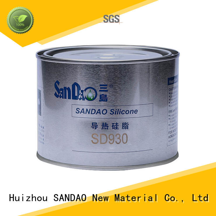 SANDAO conductivity Thermal conductive material TDS bulk production for heat sink