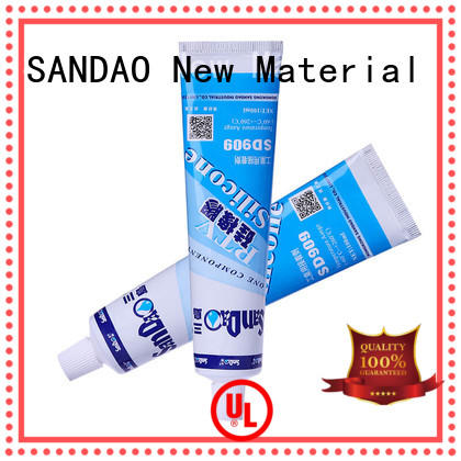 SANDAO hot-sale rtv silicone rubber producer for diode