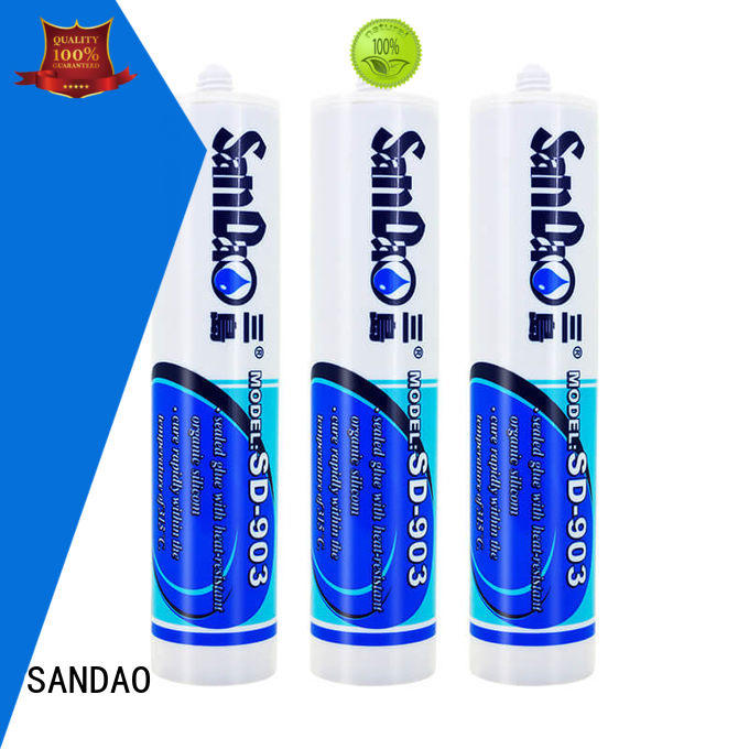 SANDAO solar One-component RTV silicone rubber TDS widely-use for diode