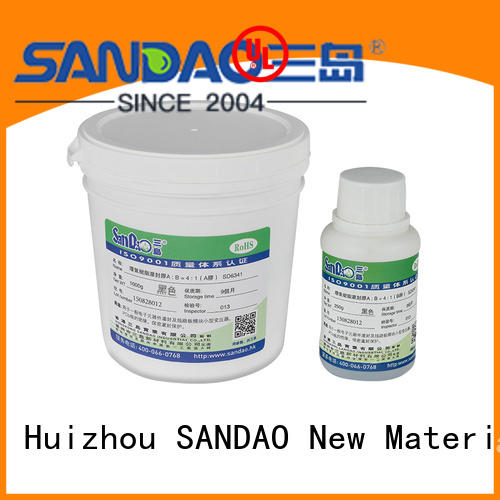 SANDAO high-quality Two-component addition-type potting adhesive TDS  supply for fixing products
