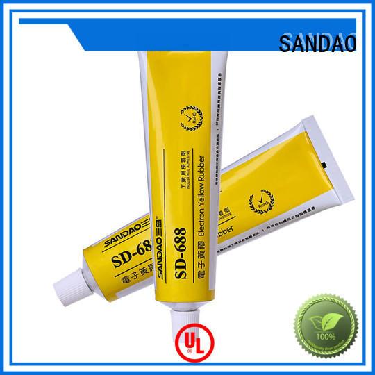 SANDAO rubber One-component RTV silicone rubber TDS in-green for electronic products