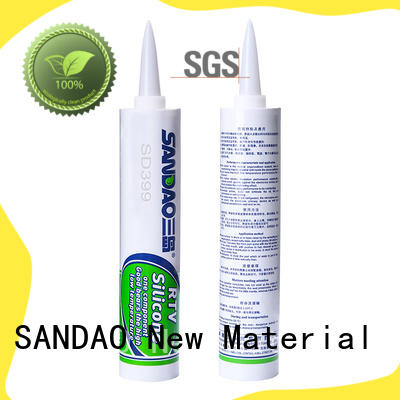 newly One-component RTV silicone rubber TDS silicone widely-use for converter