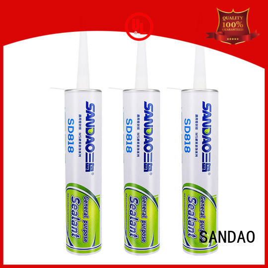 SANDAO best MS adhesive series factory for fixing products